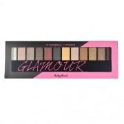 Paleta De Sombras - Glamour - Ruby Rose - Hb 9907