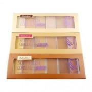 Corretivo Soft Touch Concealer Hb-8096 Ruby Rose - 3 Paletas