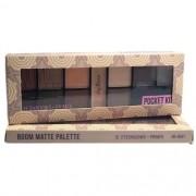 Ruby Rose Boom Matte Palette 12 Sombras 1 Primer Hb-9947