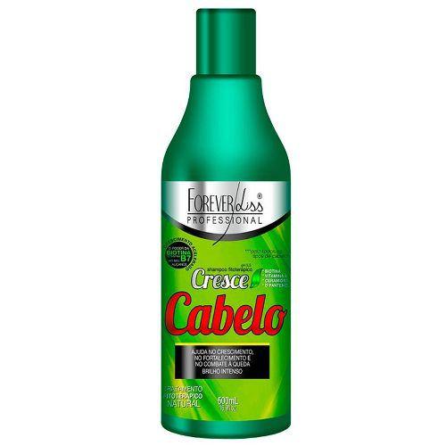 Kit Cresce Cabelo - Shampoo + Máscara 250g -  Forever Liss