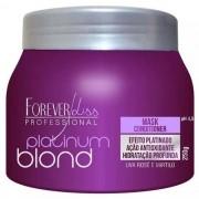 Platinum Blond Mascara Matizadora 250g - Forever Liss - todos - Suave