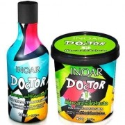 Kit Inoar Doctor - Shampoo 250ml + Máscara Hidratação 450g