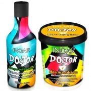 Kit Inoar Doctor- Shampoo 250ml + Máscara Nutrição 450g