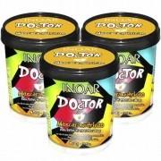 Kit 3 Máscaras Inoar Nutrição N Doctor 450g