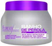 Banho De Pérola Loiro Brilhante 250g - Forever Liss