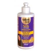 Creme De Pentear Salon Line Super Óleos 300ml Sos Cachos