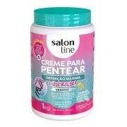 Creme Para Pentear Definição Máxima 1kg - Salon Line