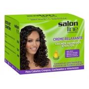 Creme Relaxante Cachos Definidos E Soltos - Salon Line