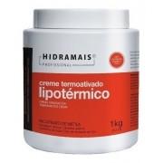 Creme Termo Ativado Lipotermico 1 Kg Hidramais