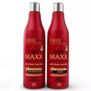 Escova Progressiva Ingel Max Organic Sem Formol - Forever Liss
