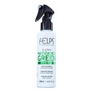 Felps Fluído Matizador Green Efeito Bege 120ml