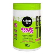 Gelatina #todecacho Não Sai Da Minha Cabeça 1Kg Salon Line