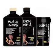 Kit Morte Subita Shampoo + Condicionador + Mascara Lola Cosmetics