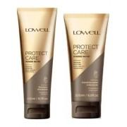 Kit Protect Care Power Nutri Shampoo + Condicionador Lowell