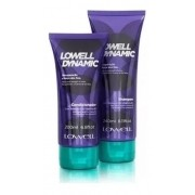 Kit Shampoo 240ml + Condicionador 200ml Lowell Dynamic