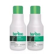 Kit Sos Bamboo Shampoo E Condicionador 300ml - For Beauty