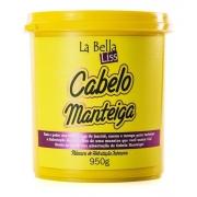 La Bella Liss Máscara De Nutrição Cabelo Manteiga 950g