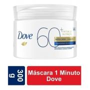 Máscara Dove 1 Minuto Reconstrutora Fator De Nutrição 60