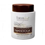 Mascara Hidratante Crescimento Mandioca 950g  Forever Liss
