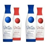 Portier Progressiva Exclusive 1l (2 Kits Completos)