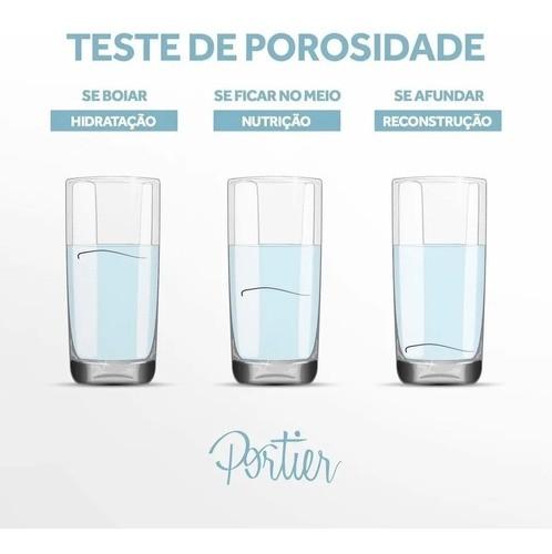 Portier Cronograma Capilar Reconstrucao Hidratacao Nutricao
