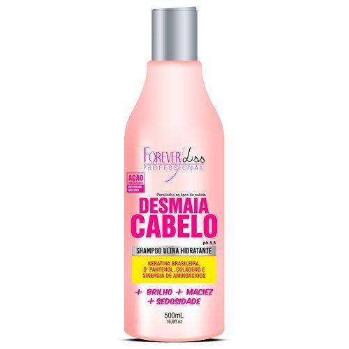 Kit Desmaia Cabelo Shampoo + Máscara 950g - Forever Liss
