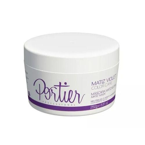 Mascara Portier 250g Matiz Violet - Matizador