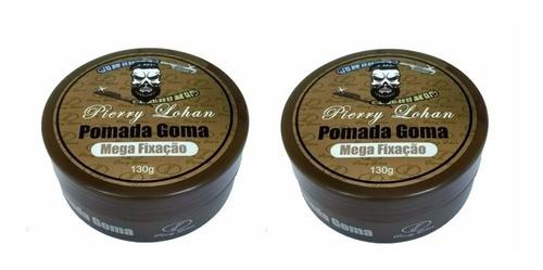 2 Pomada Goma Pierry Lohan 130g