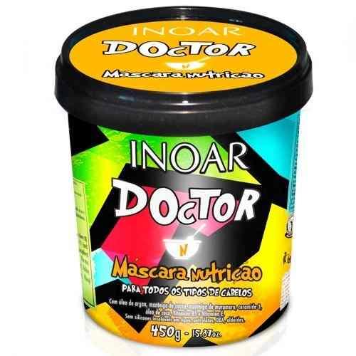 Kit Inoar Doctor- Shampoo + Condicionador + Máscara Nutrição