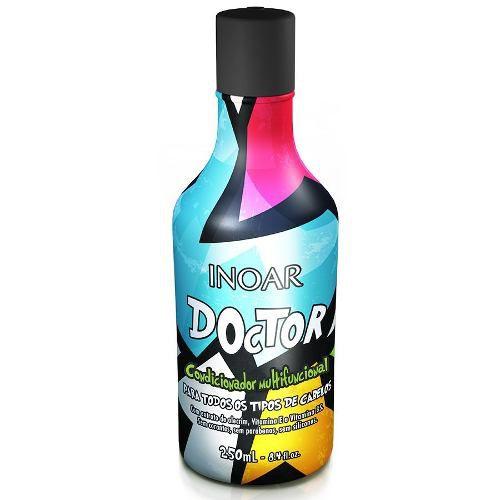 Kit Inoar Doctor- Shampoo + Cond + Máscara Hidratação