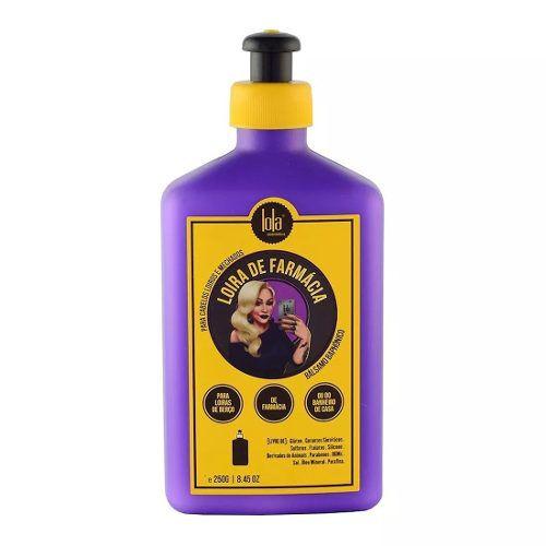 Bálsamo Baphônico Loira De Farmácia - Lola Cosmetics