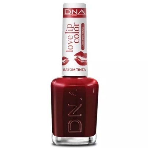 Batom Liquido - Love Lip Color Love Red Vermelho 10ml - DNA Italy