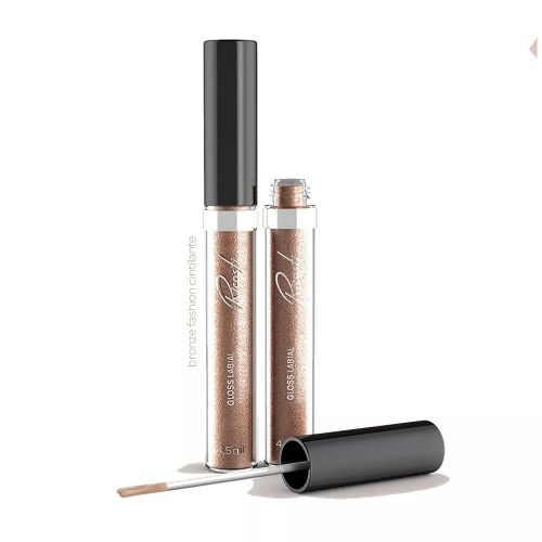 Gloss Labial 4,5ml - Cor Bronze Fashion - Ricosti