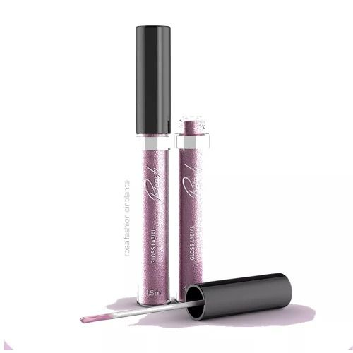 Gloss Labial 4,5ml - Cor Rosa Fashion - Ricosti