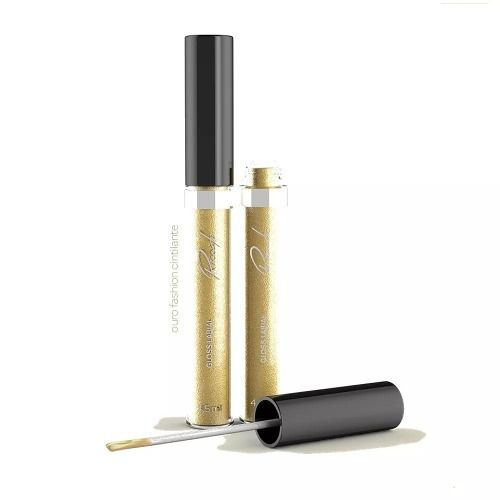 Gloss Labial 4,5ml - Cor Ouro Fashion - Ricosti