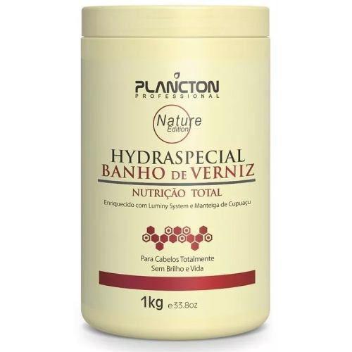 Mascara Banho De Verniz 1kg - Plancton