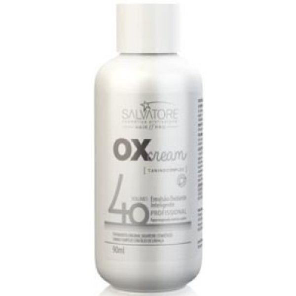 Água Oxigenada 40 Volumes 90ml - Salvatore
