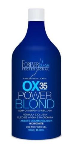 Água Oxigenada Matizadora Liss Power Blond Ox 35vl Forever Liss