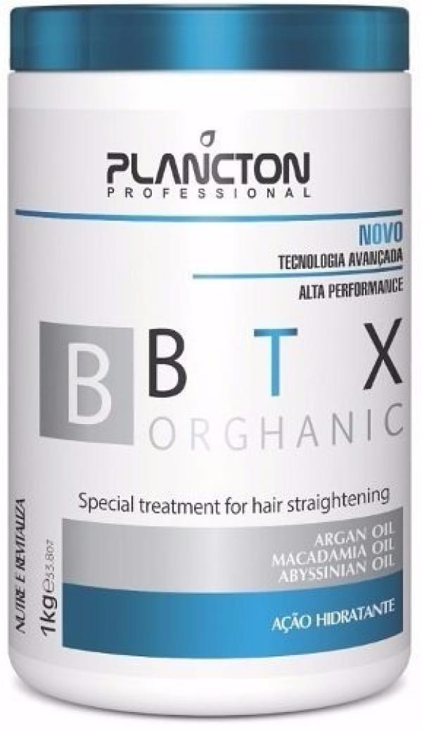 Btx Organico 1kg Plancton - Sem Formol