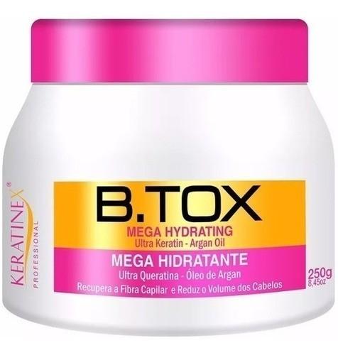 Btox Capilar Profissional 250g - Keratinex