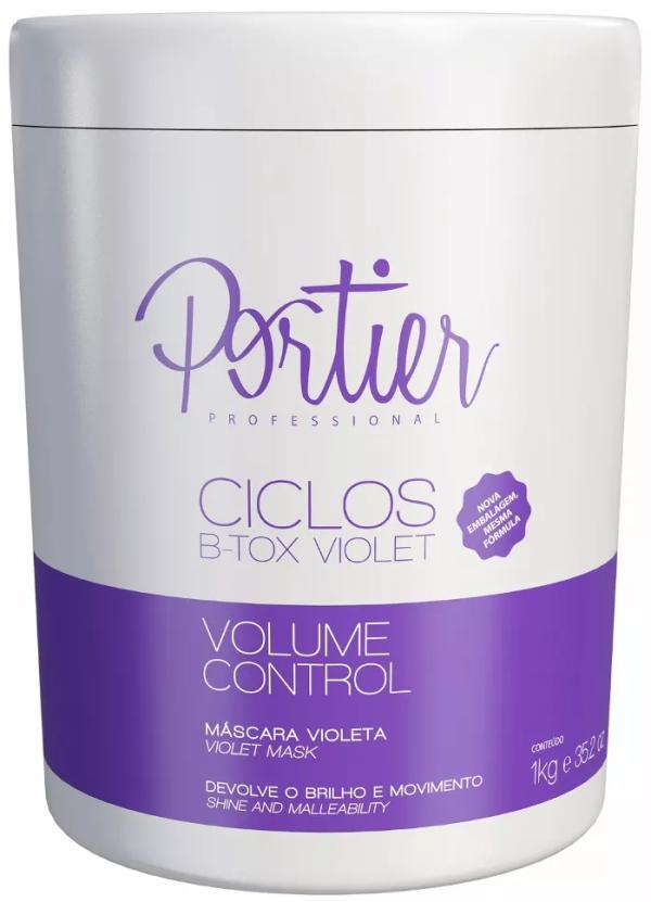 Btoxx Matizador Ciclos Violet Mascara 1kg