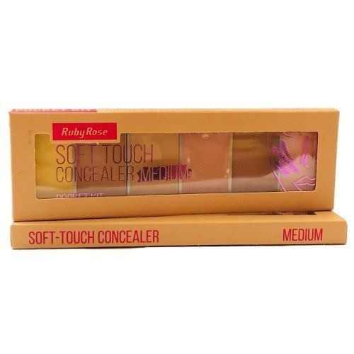 Corretivo Soft Touch Concealer Medium Hb-8096 - Ruby Rose