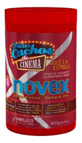 Creme De Tratamento Novex Meus Cachos De Cinema - 400g