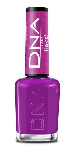 Dna Italy Love Esmalte Cremoso 10ml D-pantenol - Cor Havai