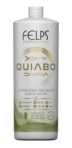 Felps Complexo Selante Xbtx De Quiabo Okra 1l