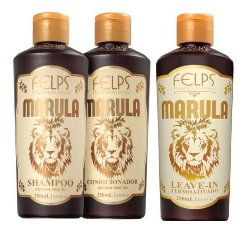 Felps Marula Kit Duo 2x250ml + Leave-in