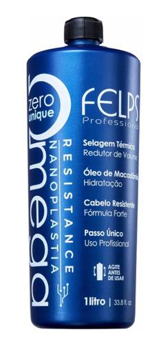 Felps Progressiva Omega Zero Sem Formol Resistance 1l