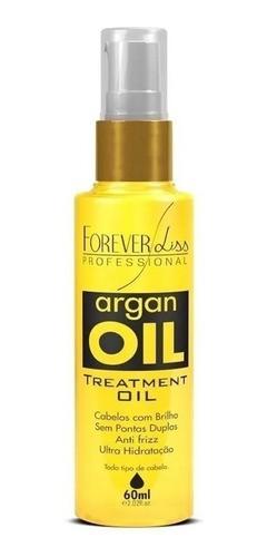 Forever Liss Argan Oil Óleo De Argan 60ml