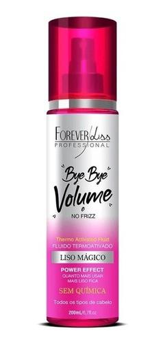 Forever Liss Unicórnio 200ml + Bye Bye 200ml + Selagem Vinagre Maca 300ml