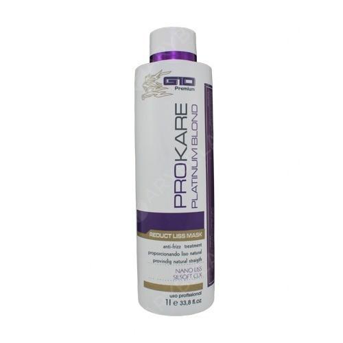 G10 - Progressiva Prokare Platinum Blond Reduct Liss Mask 1l